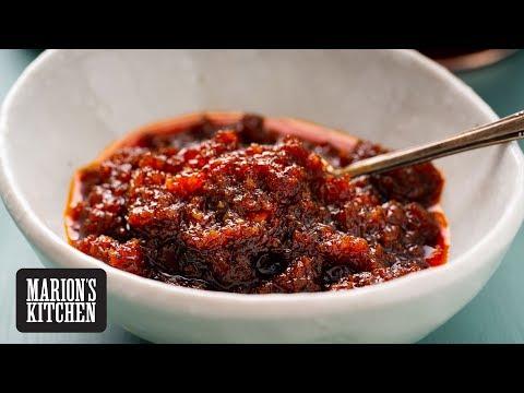 Thai Chilli Jam (Nam Prik Pao) - Marion's Kitchen