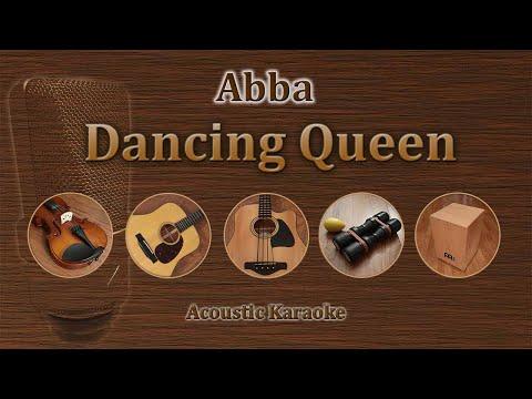 Dancing Queen - Abba (Acoustic Karaoke)