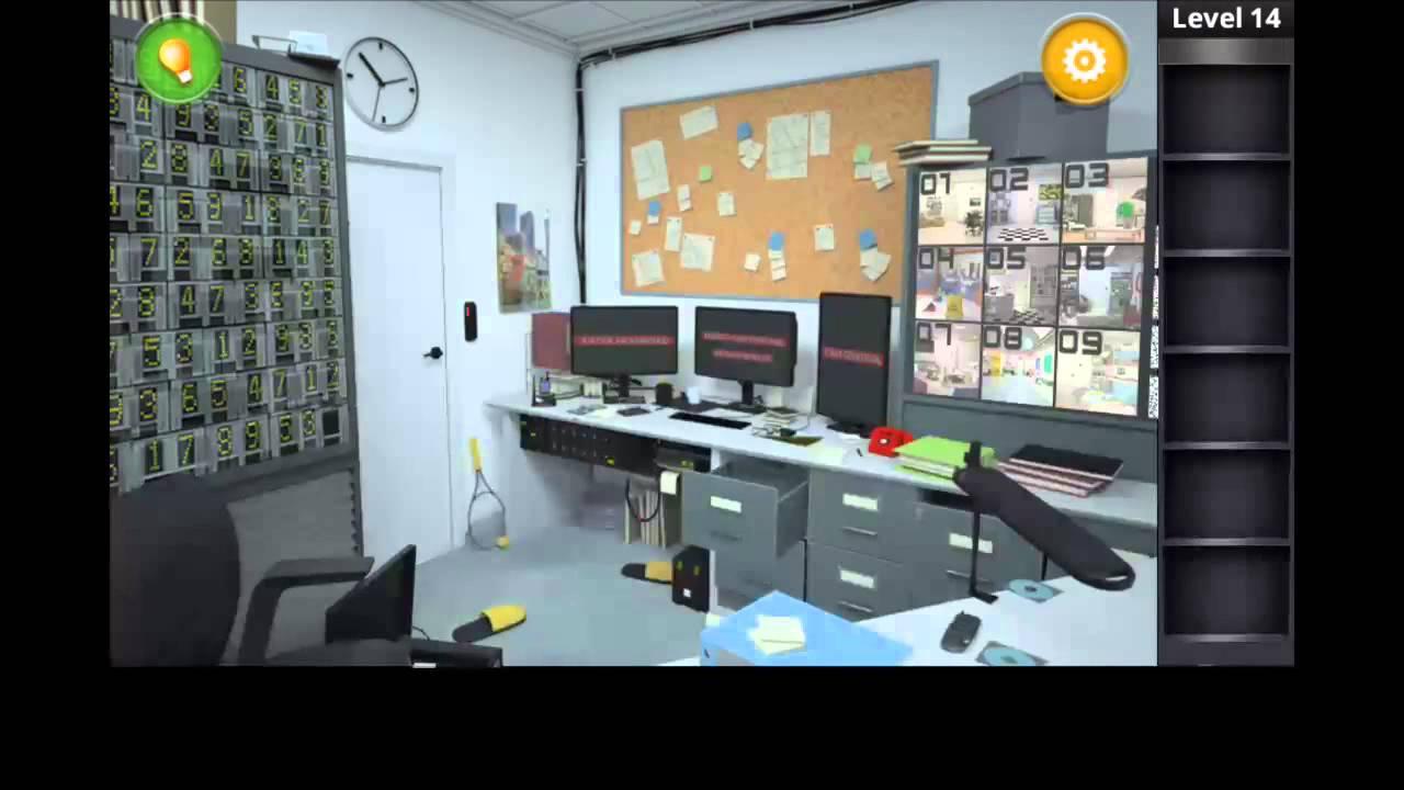 Escape Quest Level 14 - Walkthrough - YouTube