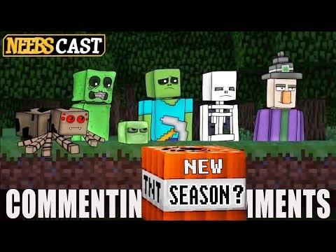 Mob Squad Season 3? Doblaje Mob Squad Temporada 3 - Commenting On Comments - Minecraft