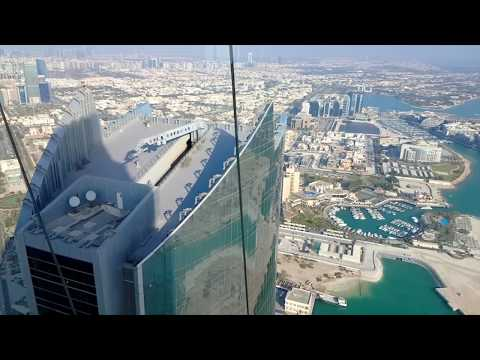 Abu Dhabi - Observation Deck 300 @ Etihad Towers