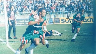 MCA vs USMA (But de Mourad Tebbal) 1996