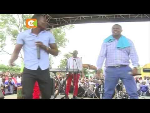 Radio Ramogi in Kisumu