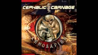 Watch Cephalic Carnage Heptarchy in The Uk video