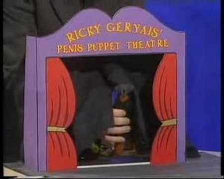 puppetry of penis show