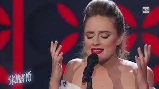 """Marialuna Cipolla: """"Sei bellissima"""" - Skianto 13/02/2020"""