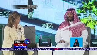 Ambisi Pangeran Mohammed Jadikan Arab Saudi Negara Moderat - NET16