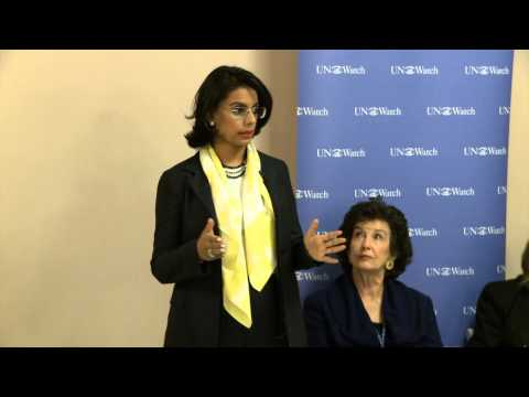 Dr. Qanta Ahmed on the Situation of Women's Rights in Pakistan and Saudi Arabia