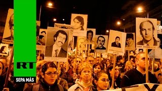 La Marcha de Silencio exige justicia por los desaparecidos en la dictadura en Uruguay