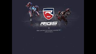 RIGS Mechanized Combat League Team Deathmatch
