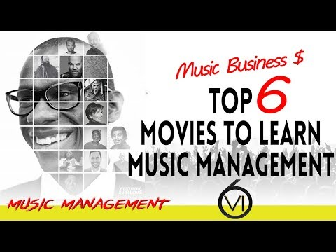 Ep. 92 - Top 6 Movies To Learn Music Management