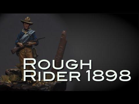 Rough Rider 1898 Cuba