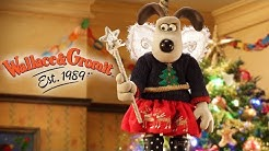 Behind the Scenes of Wallace & Gromit and Joules' Christmas Campaign
