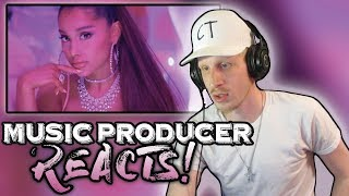 Music Producer Reacts to Ariana Grande - 7 Rings