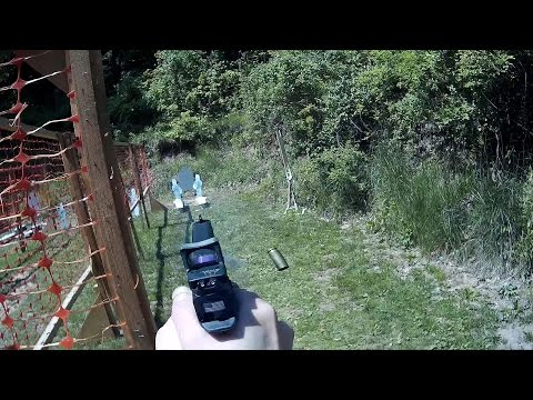 USPSA Carry Optics Bend of the river conservation club 2016