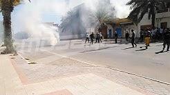 تطاوين: حالة من الإحتقان إثر إيقاف عدد من الشباب المحتج