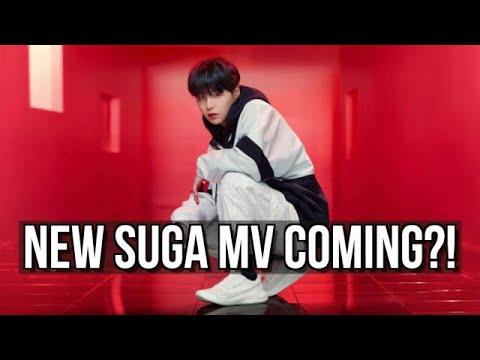 New BTS SUGA MV Coming?! 💙👀