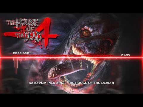 Kato VGM Pick #142: The House of the Dead 4 - Boss Raid
