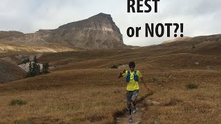 HOW TO TAPER BEḞORE A RACE!   Sage Running Tips and Advice