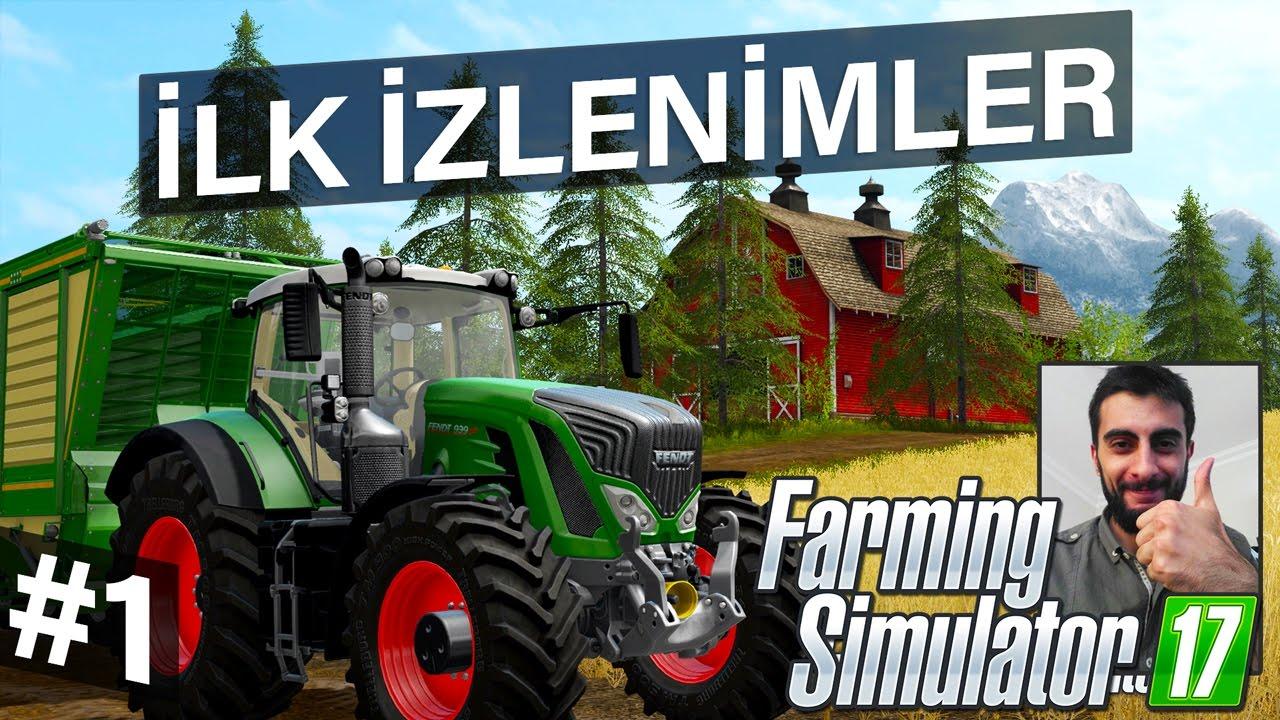 Farming Simulator 18 İncelemesi - ARİZONA'DA MOBİL ÇİFTÇİLİK