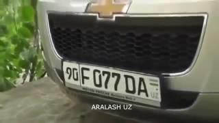 """Uzbek ayol""""MENT BILAN RAZBORNI YECHISH UCHUN HAYDOVCHI YUQORIGA TEL QILYABDI"""""""