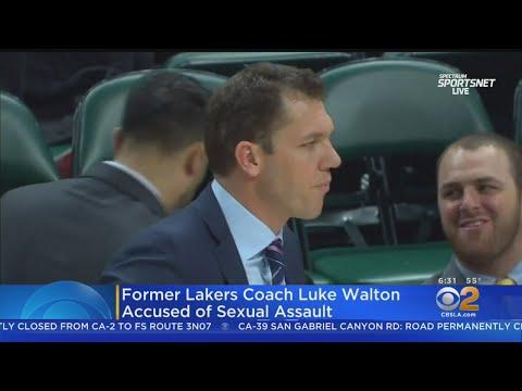 Bill Cunningham - VIDEO: Sacramento Kings Coach Luke Walton Accused of Sex Assault in Lawsuit