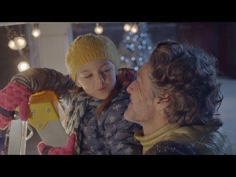 EDEKA Weihnachtskampagne #Zeitschenken: Mehr Zeit für Familie und Freunde