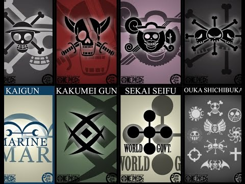 One Piece Jolly Roger - YouTube Official One Piece Jolly Rogers