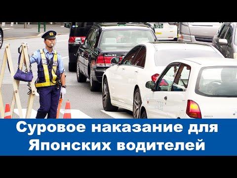 Суровые Самураи: Штрафы за использование телефона за рулем | Автомобиль в Японии