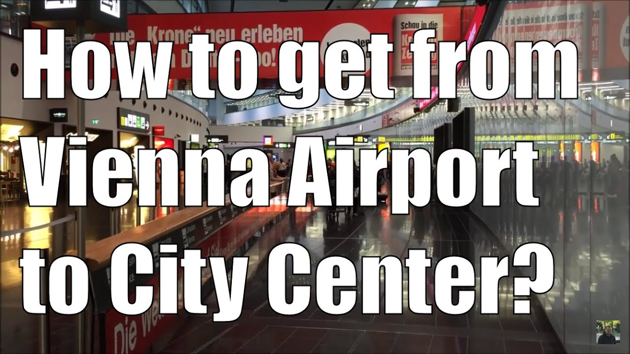 How to get from Vienna airport