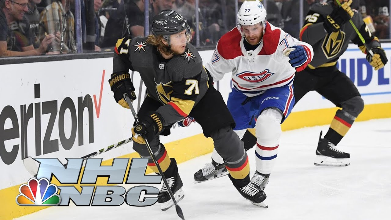 Vegas Golden Knights open Stanley Cup semifinal with 4-1 win over ...
