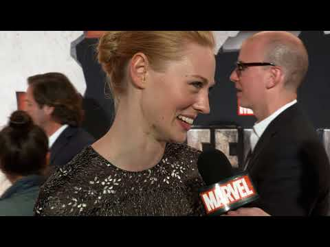 Cast of Daredevil on their new roles at the Defenders Red Carpet Premiere