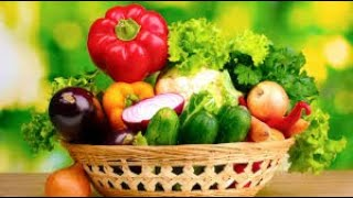 Hokey Pokey Vegetables Song And Their Colours   Learning The Vegetables Really Easy