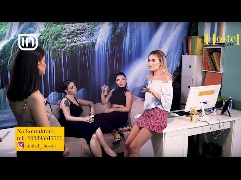 Hostel by Anabel 16/07/2018 | IN TV Albania