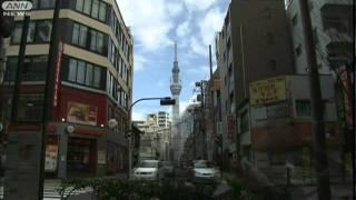 テレビ朝日の報道カメラマンたちが、3年にわたって、成長を続ける東京...