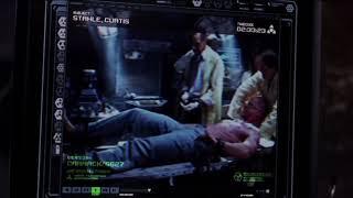 Эксперименты над заключенными ... отрывок из фильма (Дум/Doom)2005