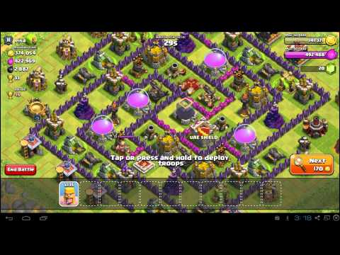 Clash Of Clans Town Hall Level 5 Farming Strategy Guide