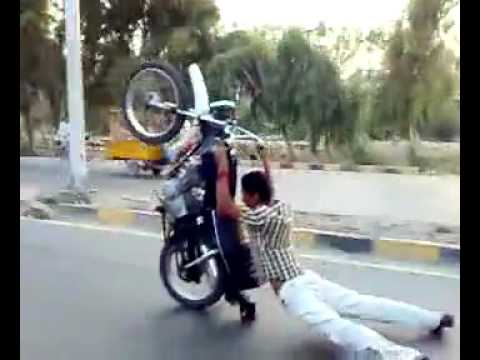 Bike Willing In Pakistan.flv