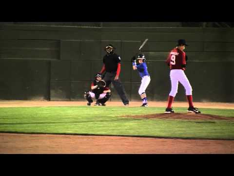 Thousand Oaks Little League - Brewers vs. Indians - 4-4-2014