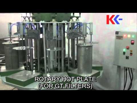 Gas Turbine Filter Making Machine Manufacturers,Gas Turbine Filter Making