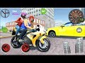 Theft Bike City - Gameplay Android game - Bike City game