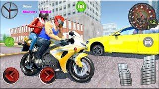 Theft Bike City - Gameplay Android game - Bike City game
