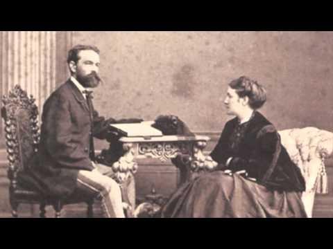 Josef Rheinberger 12 Characteristic Pieces Op. 156 part 1 of 2, No. 1 - 6