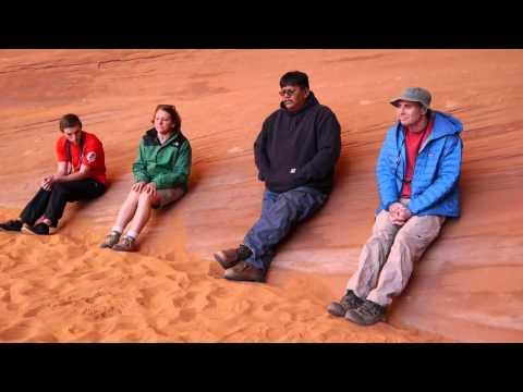 Navajo Traveling Song