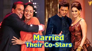 Top 10 Famous Bollywood Celebrities Who Married Their Co Stars