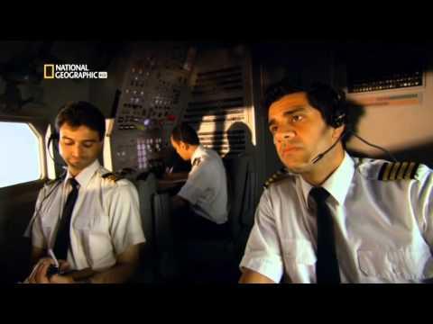 Mayday, catástrofes aéreas      Error de identidad