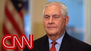 Rex Tillerson: Russia made for a difficult year
