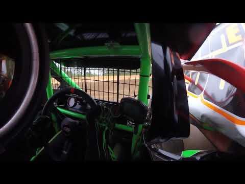 Hamlin Speedway Stage One Modified Heat Race 6/15/19