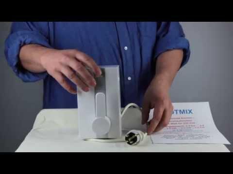 Montage Klein-Durchlauferhitzer HotMix anschließen und installieren