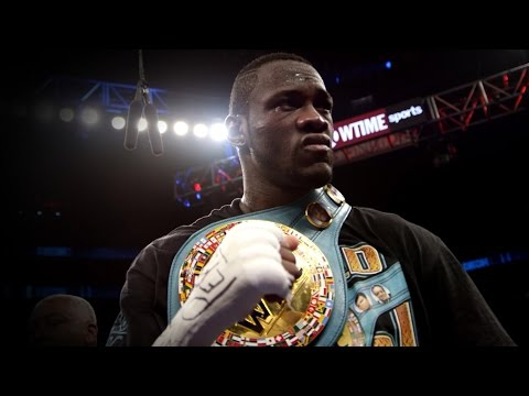 State of the Heavyweight Division | SHOWTIME CHAMPIONSHIP BOXING